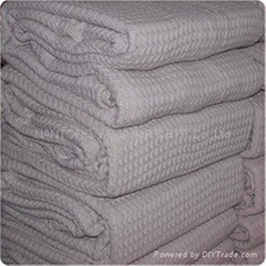 100PCT Cotton Waffle Thermal Blanket