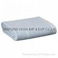 100% cotton Mesh Weaving Thermal Blanket