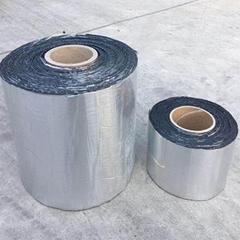 铝箔防腐带 楼房房顶防水胶带 铝箔密封防水胶带 冷缠胶带