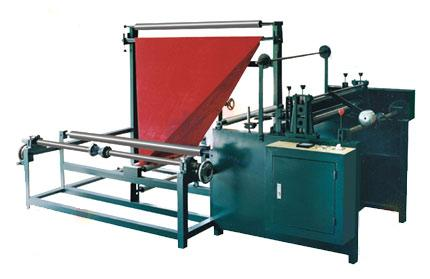 Edge Folding and Rolling Machine 1