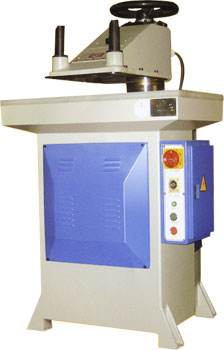 Rocker hydraulic pressure cutting machine 1