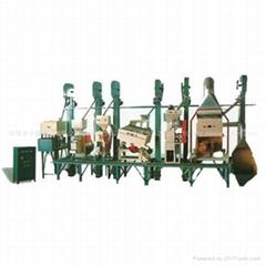 30-40T/D成套碾米设备