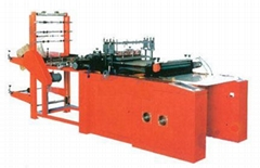 computer high speed bag-making machine