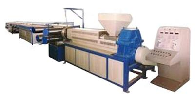 Plastic Flat Yarn Extruding Machine