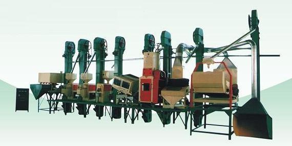 50-60T/D 成套碾米设备 1