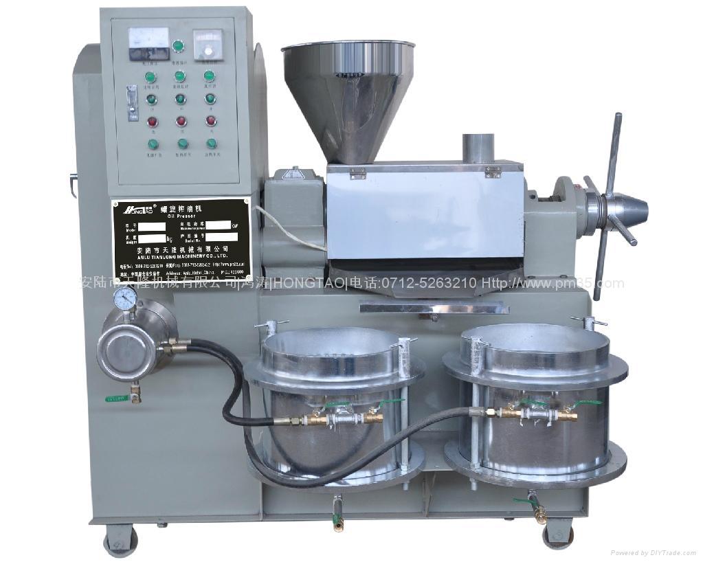 Double-duty Spiral Oil Presser 1