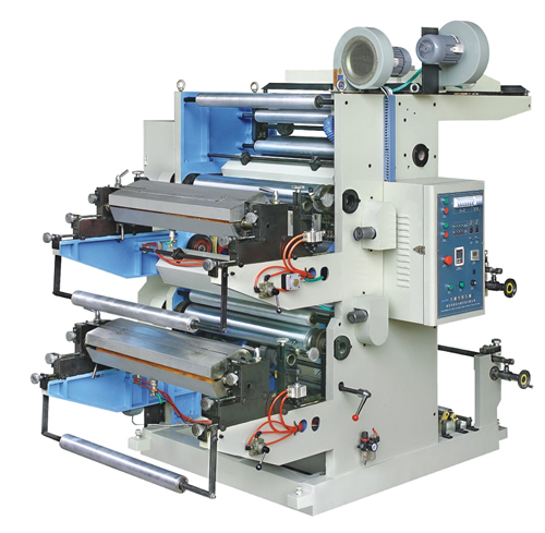 Four-color Flexible Printing Machine 3