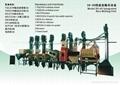 50-60T/D 成套碾米设备