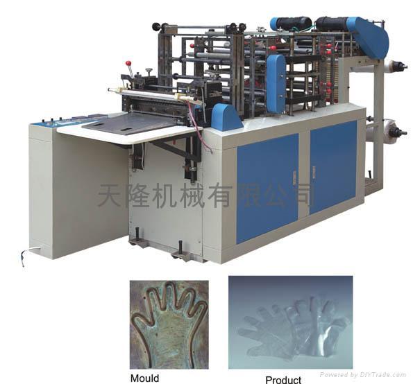 computer high speed bag-making machine 2