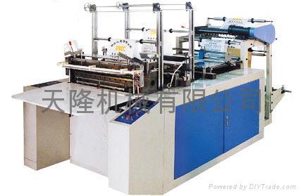 computer high speed bag-making machine 4