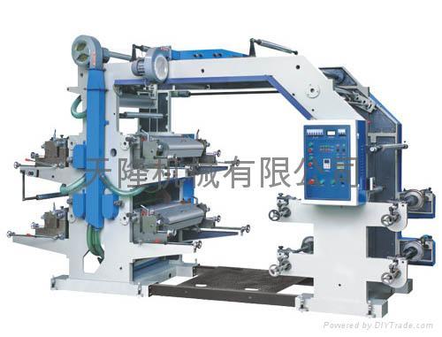 High-speed Flexographic Printing Machine 5