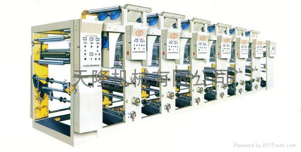 High-speed Flexographic Printing Machine 6