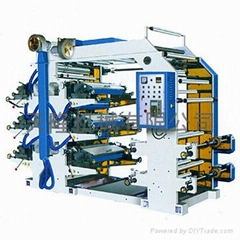 Six-color Flexible Printing Machine