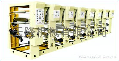 Six-color Flexible Printing Machine 3
