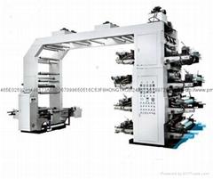 八色柔性凸版印刷機