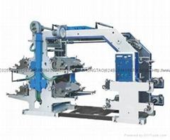 Four-color Flexible Printing Machine