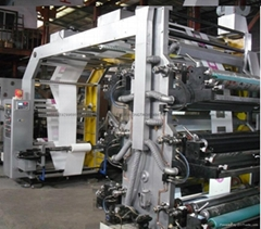 High-speed Flexographic Printing Machine