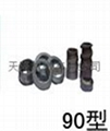 Spare part for oil pressor
