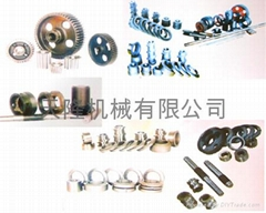 螺旋搾油機配件
