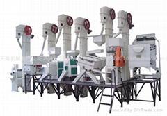 20-30T/D成套碾米设备