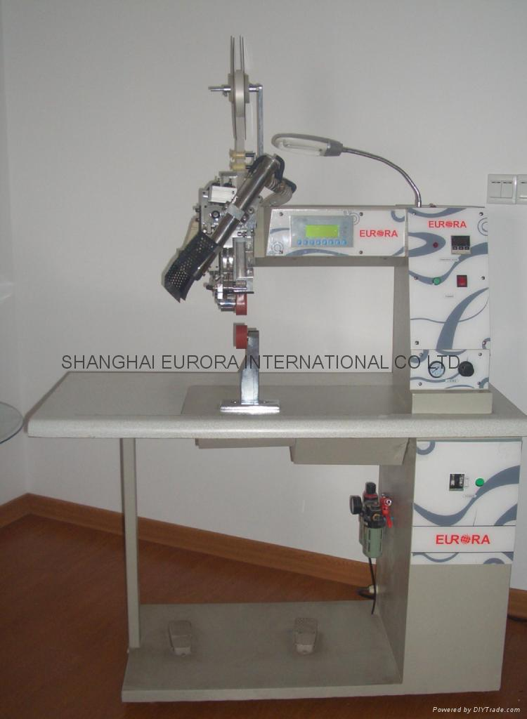 HOT AIR SEAM SEALING MACHINE 3