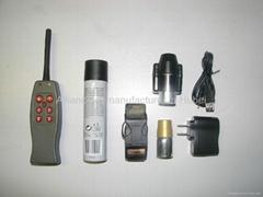 Remote Spray Bark Traini