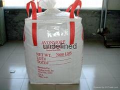 1000 kgs / 1500 kgs FIBC bulk bag