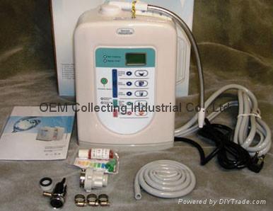 Electrolytic Alkaline Water Ionizer (SY-W618A) 4