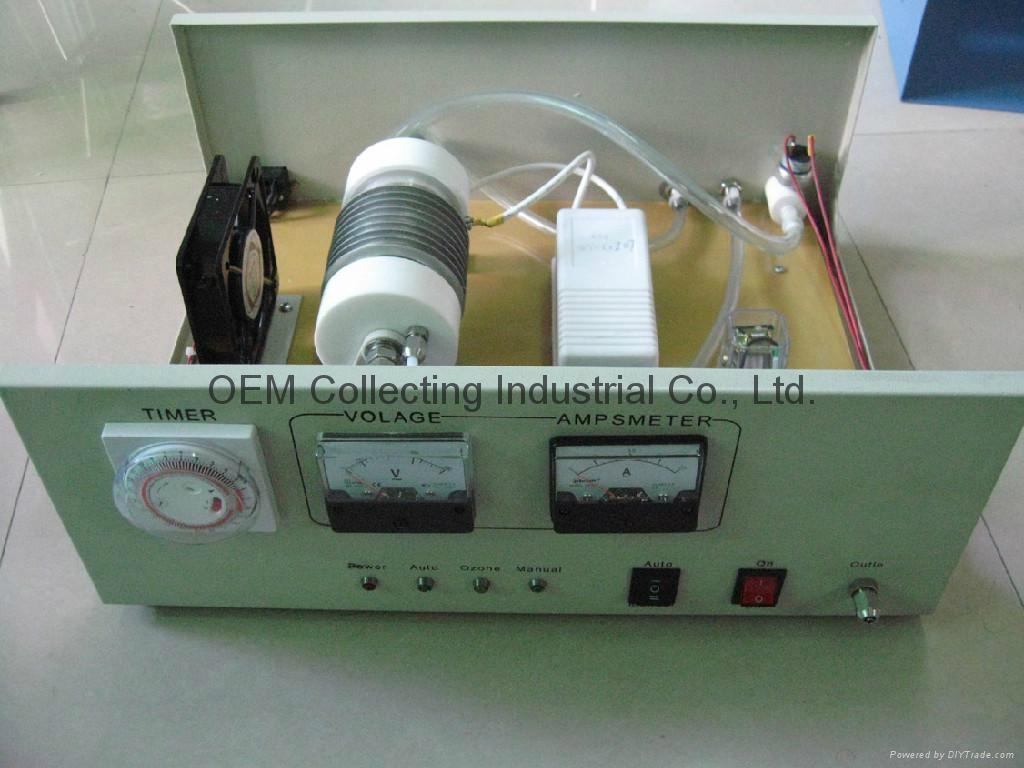 固定式臭氧消毒機 (SY-G10000A) 3