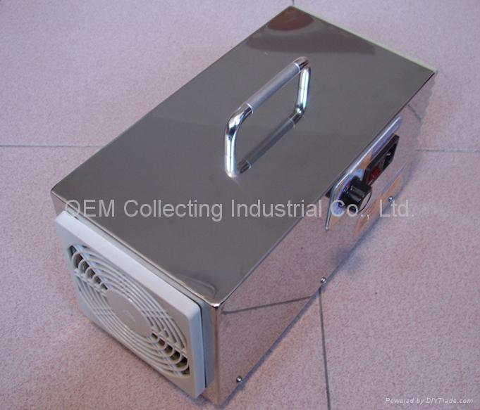 手提式臭氧空氣淨化機 (SY-G14000M) 1
