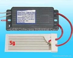 Ceramic Ozone Plate Generator Air Purifier (SY-G5g)