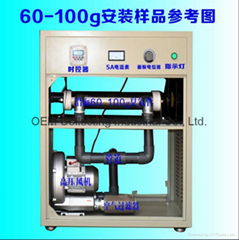 100g Ozone Generator Water Purifier (SY-G100g)