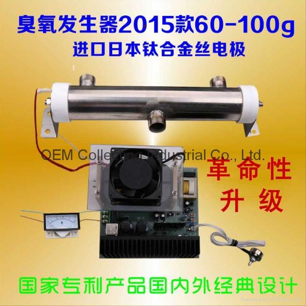 100g Ozone Generator Water Purifier (SY-G100g) 5