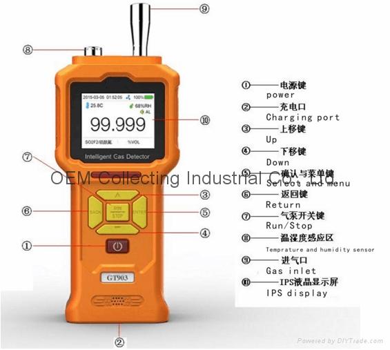 甲醛检测仪 1