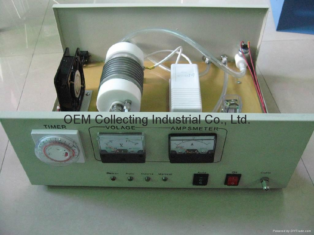 Medical Ozone Generator Water Sterilizer SY-G007 11