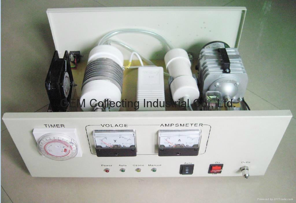 陶瓷臭氧發生裝置 (SY-G70) 7
