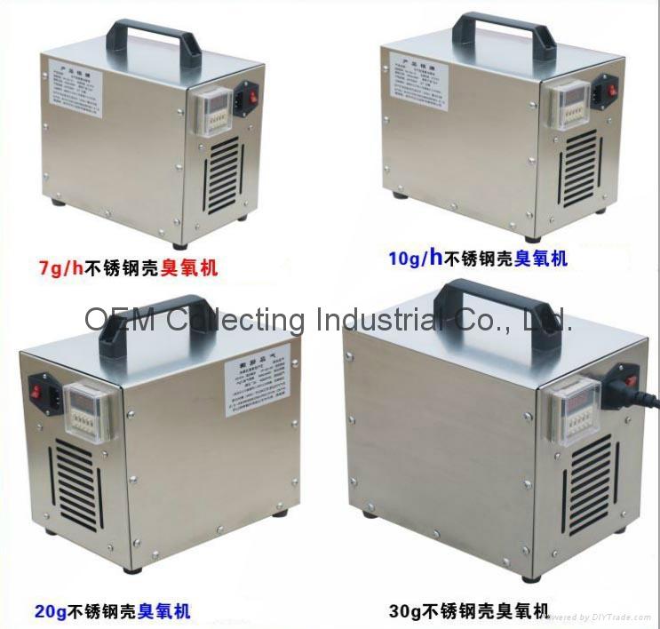 便攜式臭氧空氣淨化機 (SY-G7000M) 1