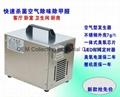 便攜式臭氧空氣淨化機 (SY-