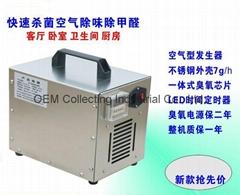 便攜式臭氧空氣淨化機 (SY-G7000M)