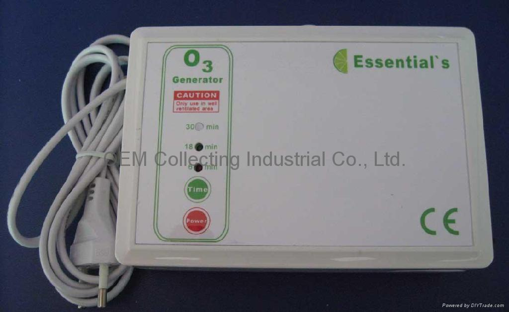 Kitchen Ozone Generator Water Purifier (SY-W300N) 4