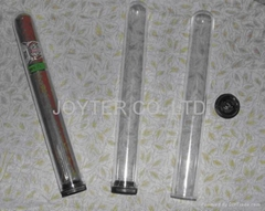 glass cigar tube