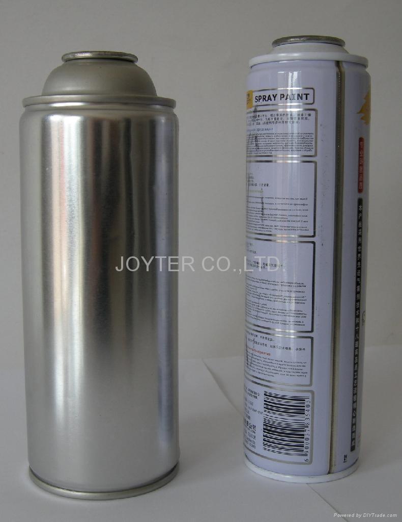 Tin Aerosol Cans 1