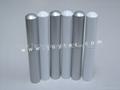 aluminum cigar tube
