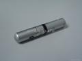 aluminum cigar tube/aluminum tube
