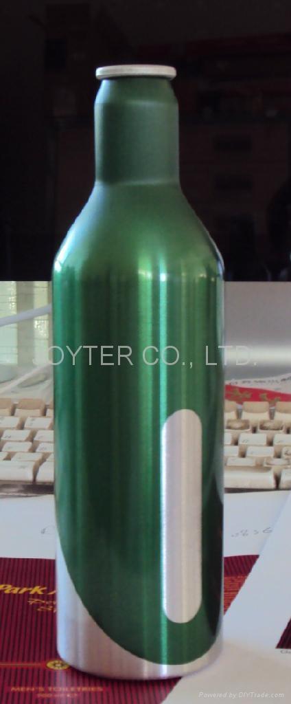鋁制啤酒瓶 2