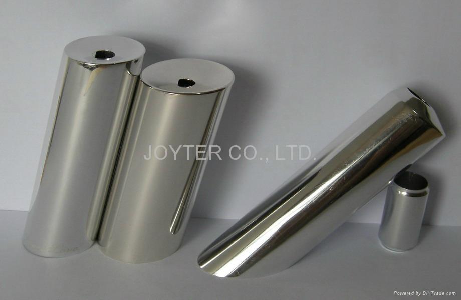 aluminum perfume case