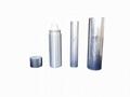 Cosmetic aerosol cans
