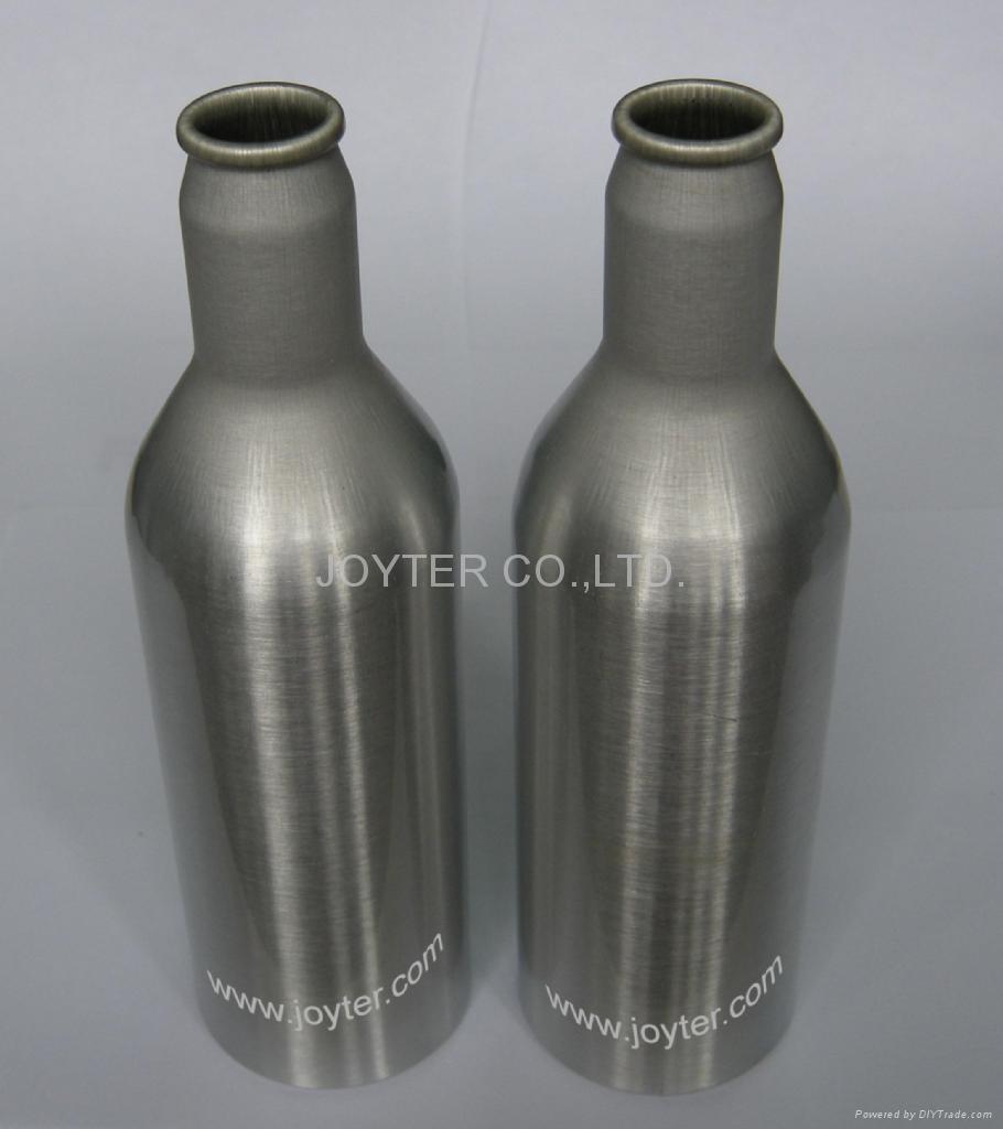 铝制啤酒瓶 1