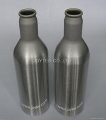 铝制啤酒瓶