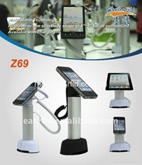 New Style Stand Alone Security Display Stand For Cellphone/PSP/GPS Navigator